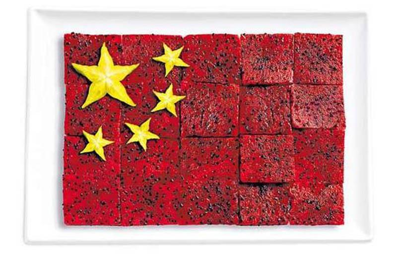 Κίνα - Πιτάγια (φρούτο δράκος και φρούτο αστέρι)