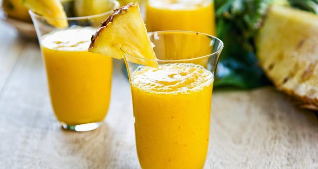 Smoothies-me-anana
