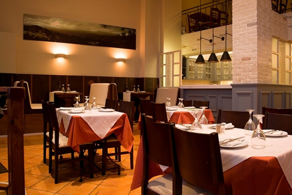 Εστιατόριο στην Ακρόπολη