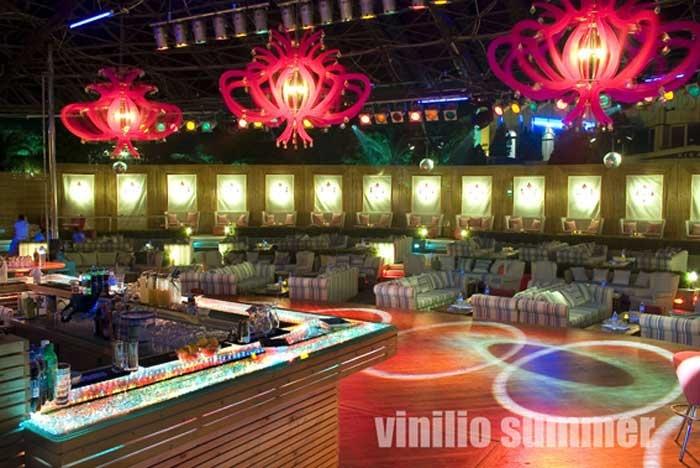 Vinilio Riba's disco