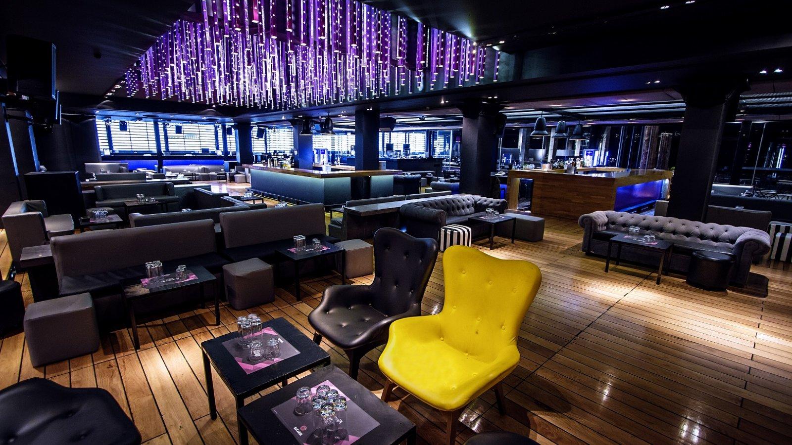 club restaurant Άλιμος
