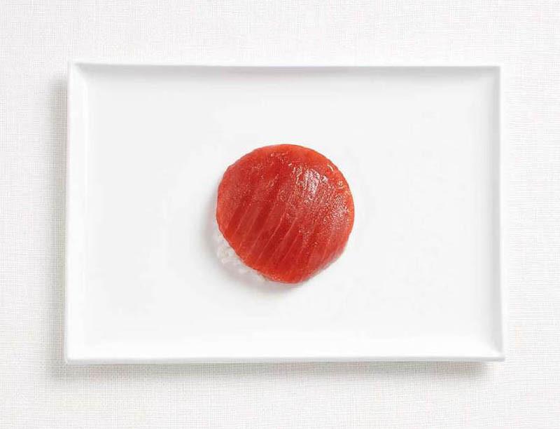 Ιαπωνία - Σούσι τόνου και ρύζι