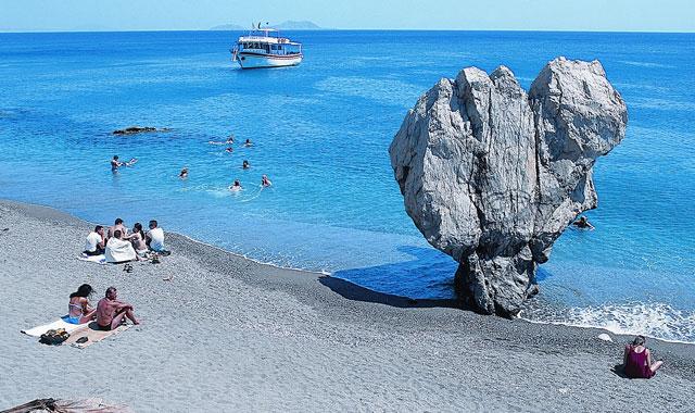 παραλίες Ρεθύμνου φανταστικές
