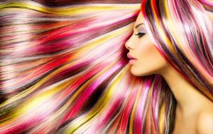 coloured-hair