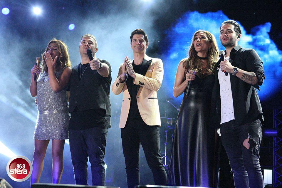 αγαπημένοι τραγουδιστές