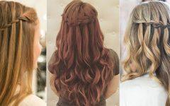 μαλλιά με υπέροχα χτενίσματα