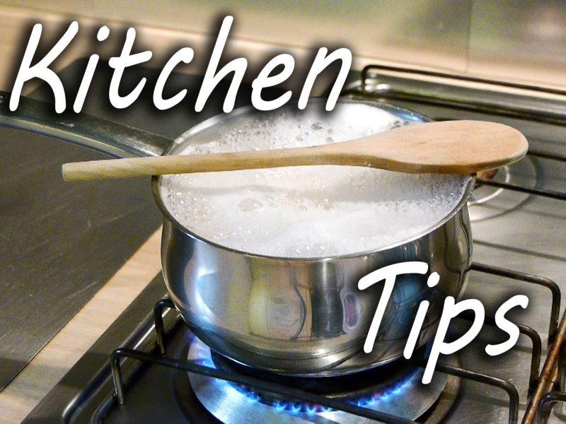 απίθανες λύσεις στην κουζίνα