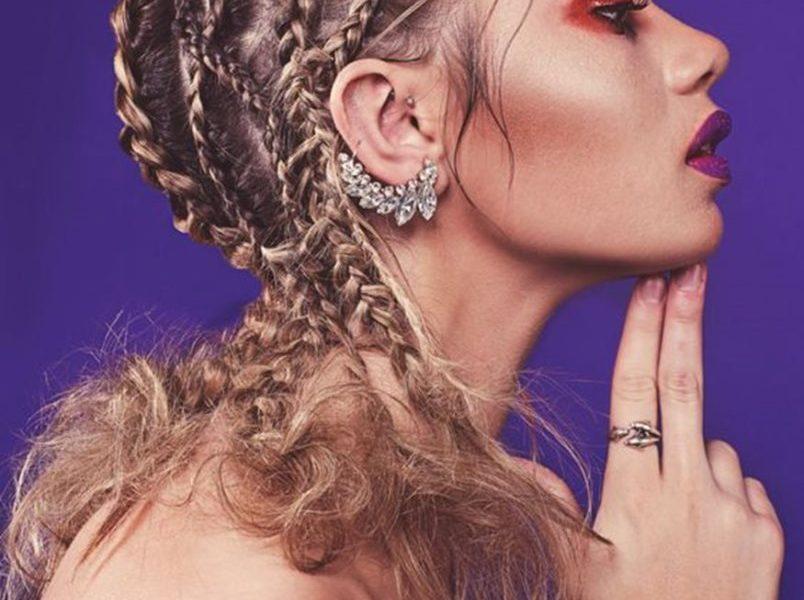 ψαλίδα στα μαλλιά